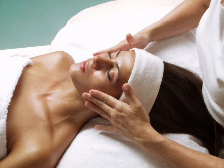 massagem cranio facial